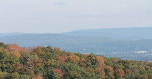 Monte sano trail view