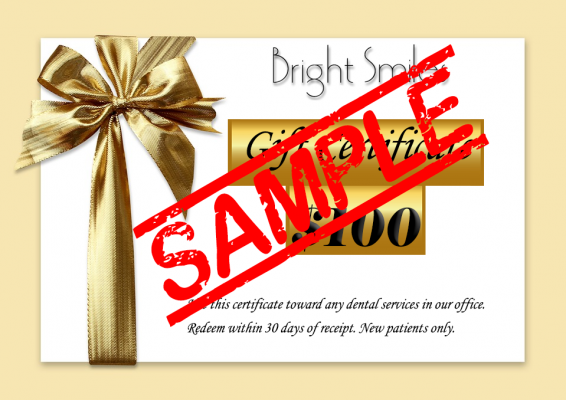 Gift_Certificate_Bright_Smiles_SAMPLE